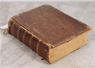 Holy Bible, 1791