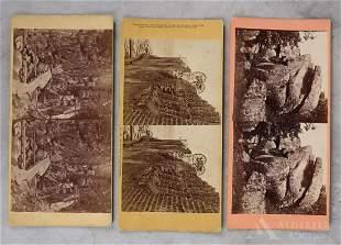Civil War Stereoview Cards