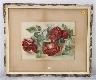 19th Century Watercolor