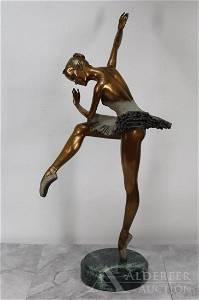 Mario Jason (Argentine / American b. 1938j Bronze