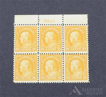 US Stamps #510