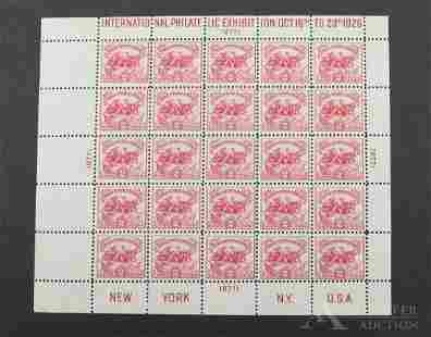 US Stamps #630