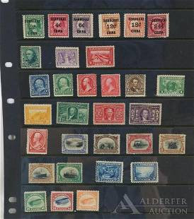US Stamps -