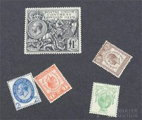 Worldwide Stamps - Great Britan