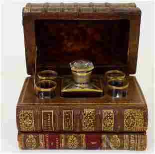 Victorian Book Tantalus