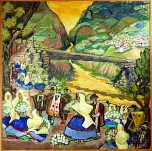 Artist Unknown (20th c.)