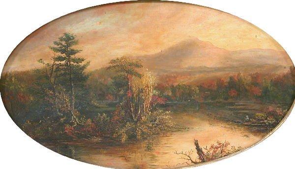 260: Hudson River Landscape.