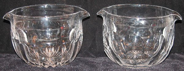 483: Two Glass Wine Rinses.