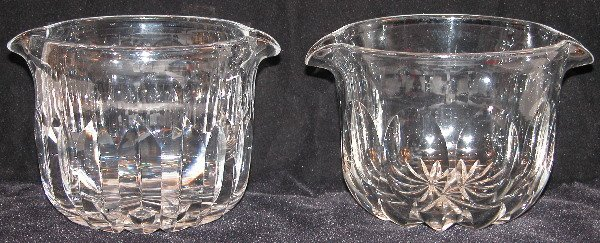 484: Two Glass Wine Rinses.