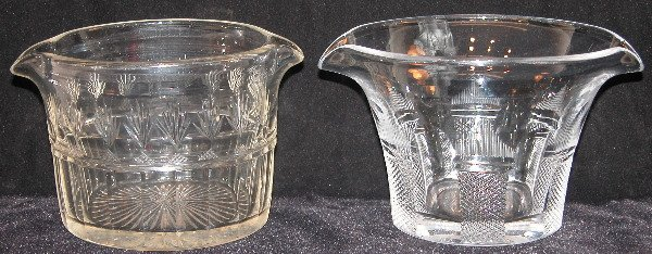 485: Two Glass Wine Rinses.