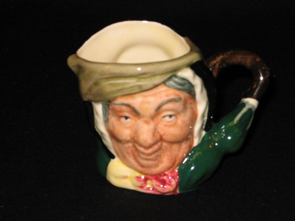 1004: Royal Doulton Toby Mug
