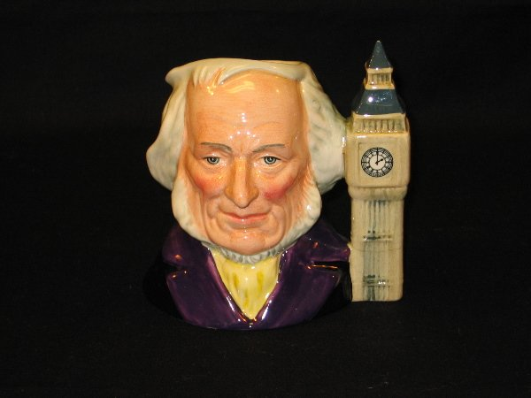 1009: Royal Doulton Toby Mug