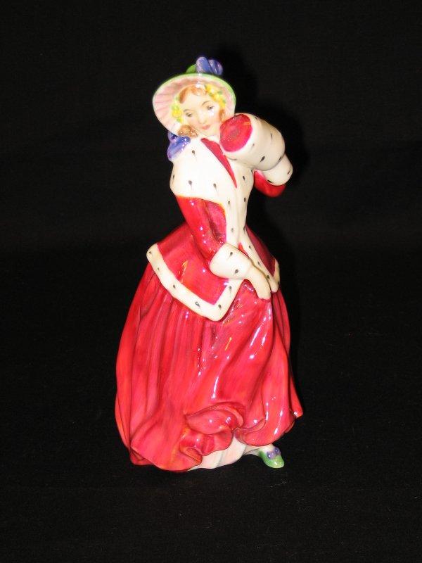 1016: Royal Doulton Figurine