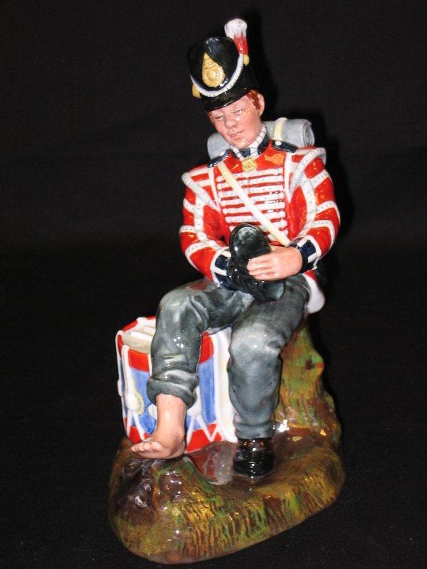 1018: Royal Doulton Figurine