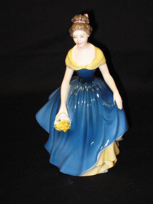 1020: Royal Doulton Figurine