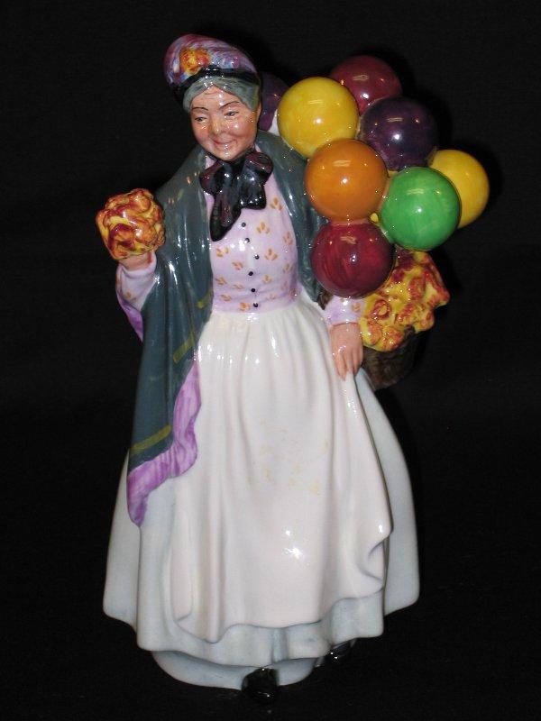 1021: Royal Doulton Figurine