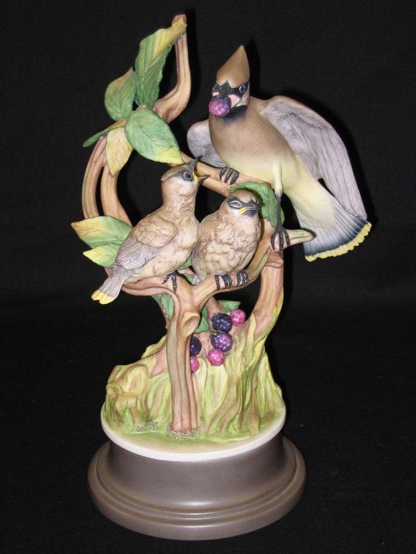1034: Boehm Figurine