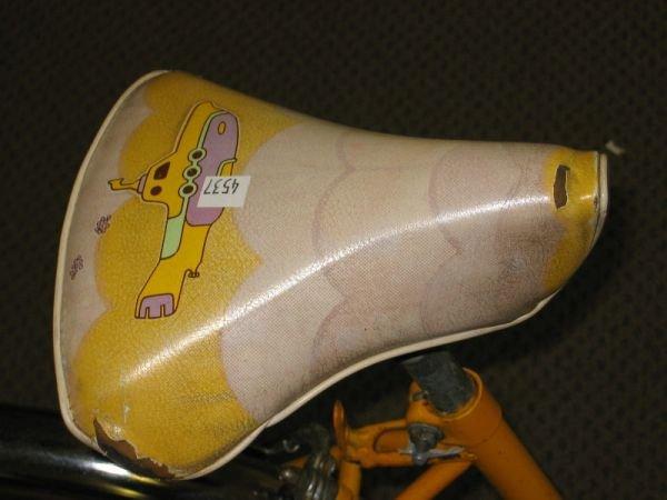 """1062: """"Yellow Submarine"""" Huffy Bike - 2"""