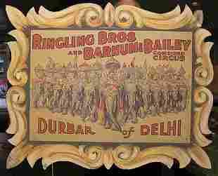 Circus Poster.