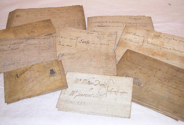 3: 18th Century English Documents.