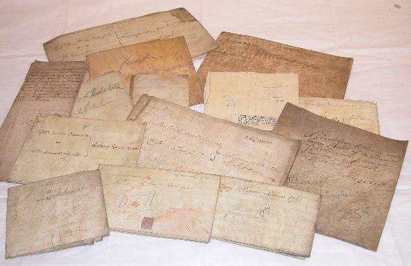 4: 18th Century English Documents.