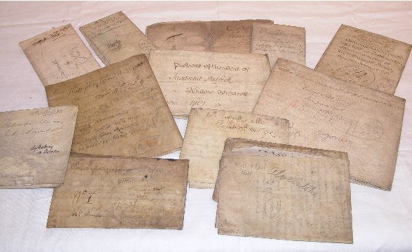 5: 17th/18th Century English Documents.