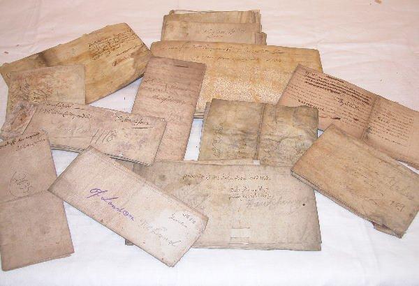 6: 17th/18th Century English Documents.