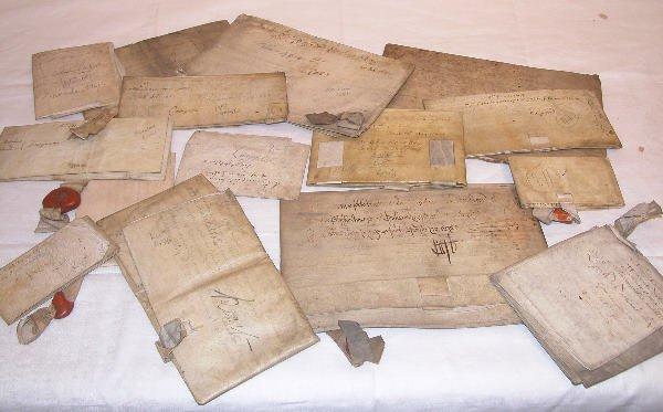 7: 17th Century English Documents.