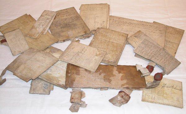 8: 17th Century English Documents.