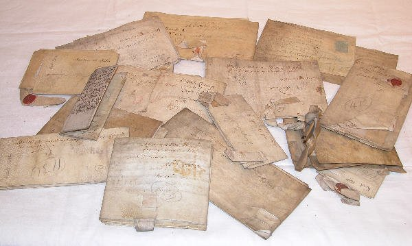 9: 17th Century English Documents.