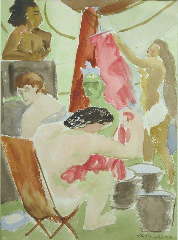 532: Dorothy Van Loan.