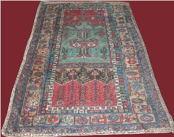 939: Ladik Prayer Rug.