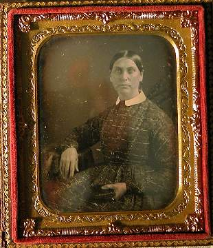 Daguerreotype by Bell and Clayton.