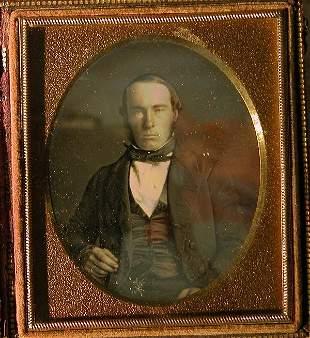 Daguerreotype by Van Loan and Co.