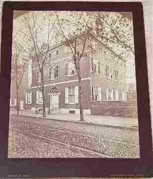 19th Century Philadelphia Photography.