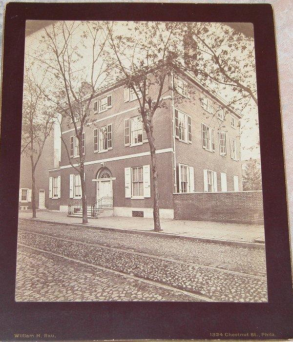 4: 19th Century Philadelphia Photography.