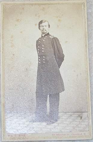 CDV of General Franz Sigel.
