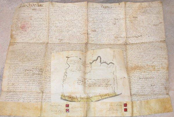 23: Land Indenture – 1759.