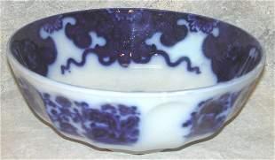Flow Blue Punch Bowl – Cashmere.