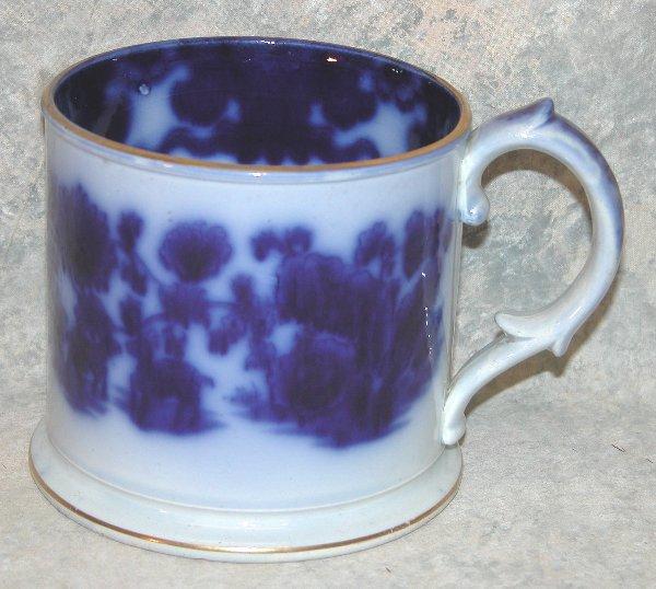446: Flow Blue Mug – Cashmere.