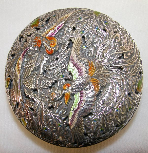 15: Japanese Silver Kogo.