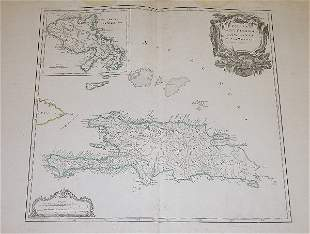 18th Century Map by Vagondy
