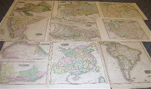 Grouping of Early 19th Century Maps
