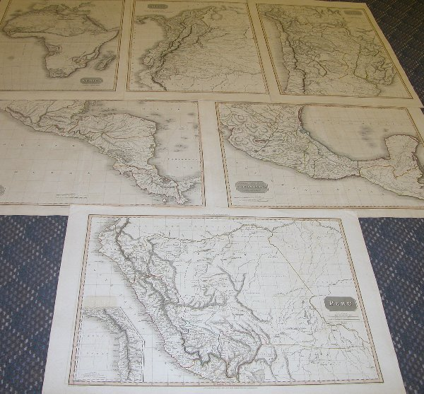 1014: Early 19th Century Map Grouping