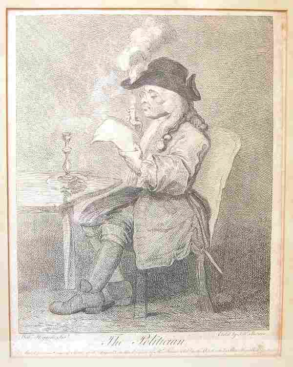 18th Century Political Print