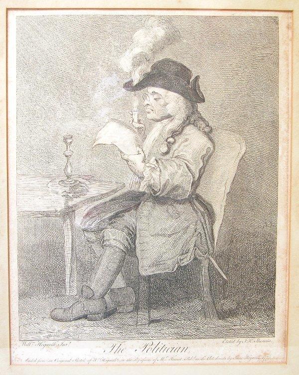 1016: 18th Century Political Print