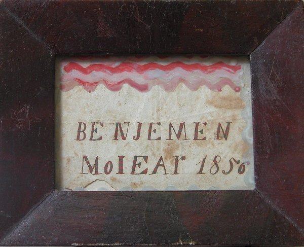 1022: Fraktur Book Plate