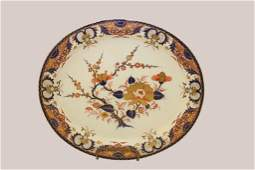 Royal Crown Derby Imari Style Porcelain Platter