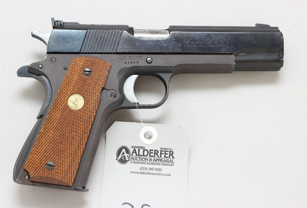 Essex Arms Corp  Model 1911 semi-automatic pistol.