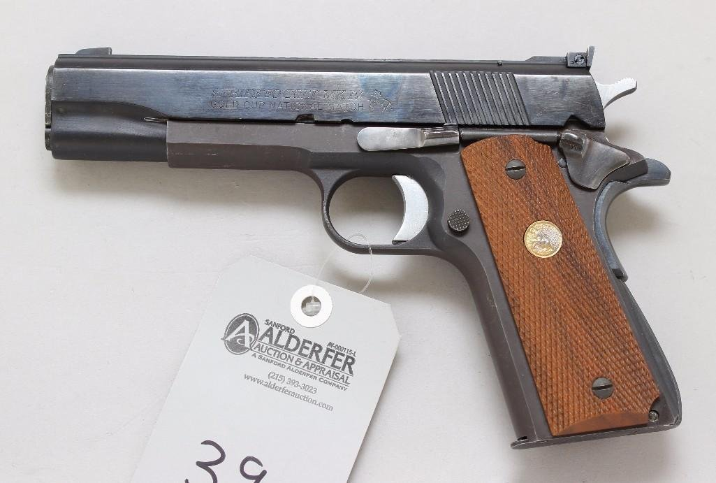 Essex Arms Corp  Model 1911 semi-automatic pistol. - 2